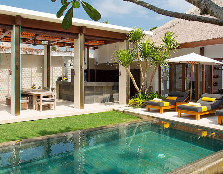 Links Villa Lilibel Seminyak 6 Bedroom Luxury Villa Bali